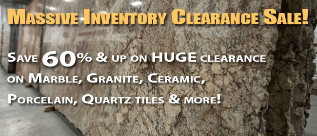Massive Inventory Clearance Sale - Save 60 and Up on Hugh Clearance